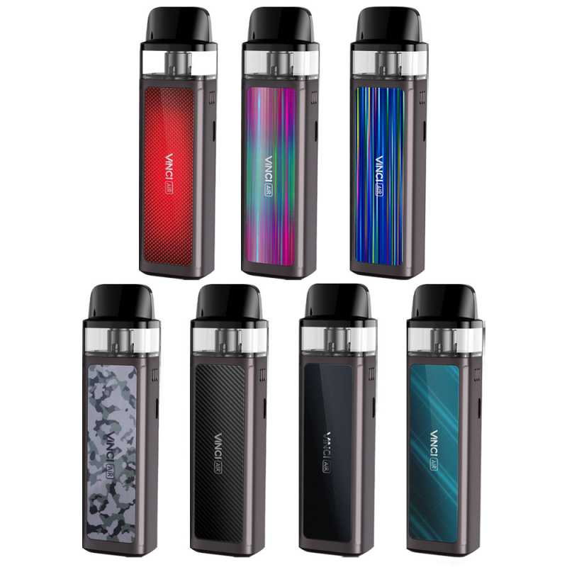 Vinci Air 4ml 30W 900mAh Pod System Kit von Voopoo - Podverdampfer