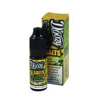 10 ml DOOZY SALTS Fizzy Lemon 50/50 10/20MG - E-LIQUID - Nikotinsalz
