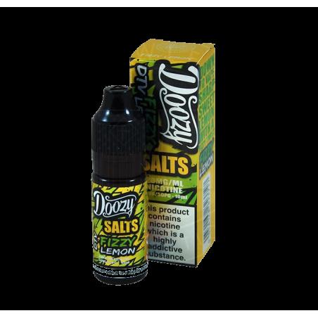 10 ml DOOZY SALTS Fizzy Lemon 50/50 10/20MG - E-LIQUID - Nikotinsalz
