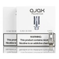 5x Verdampferköpfe Plex 3D Ajax (Proton Mini Kit) von Innokin
