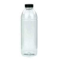 PET Smoothie Flasche 1 Liter mit Originalität-Verschluss