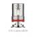 5x GTX Coil für PM80 Verdampferköpfe/Pod von Vaporesso (0.3/0.8)