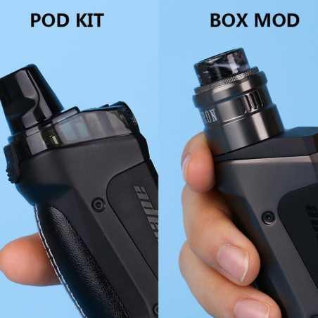 Adapter Aegis Boost 510 Anschluss Smok
