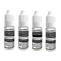 Nikotin Shot Booster Liquideo 20mg vers. Mischverhältnisse