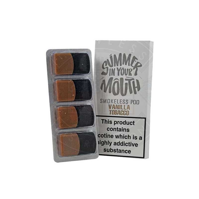 SIYM - SMOKELESS 1.0 KIT - Summer in Your Mouth USA - POD