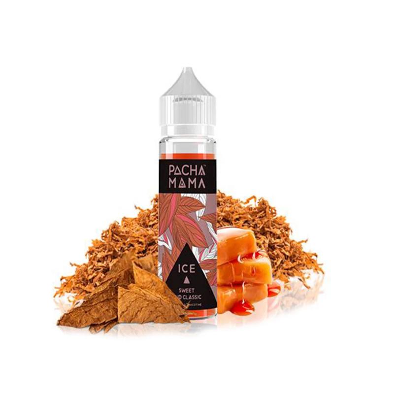 Sweet and Classic ICE 50ml Shortfill Liquid by Pacha Mama