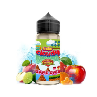 Game Over 0mg 200ml - Hello Cloudy Apfel Klementine & Zitrone