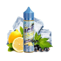 CASSIS CITRON ICE COOL BY LIQUIDAROM 50ML 00MG