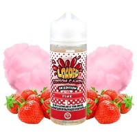 LOADED COTTON CANDY - PINK 0MG 100ML SHORTFILL