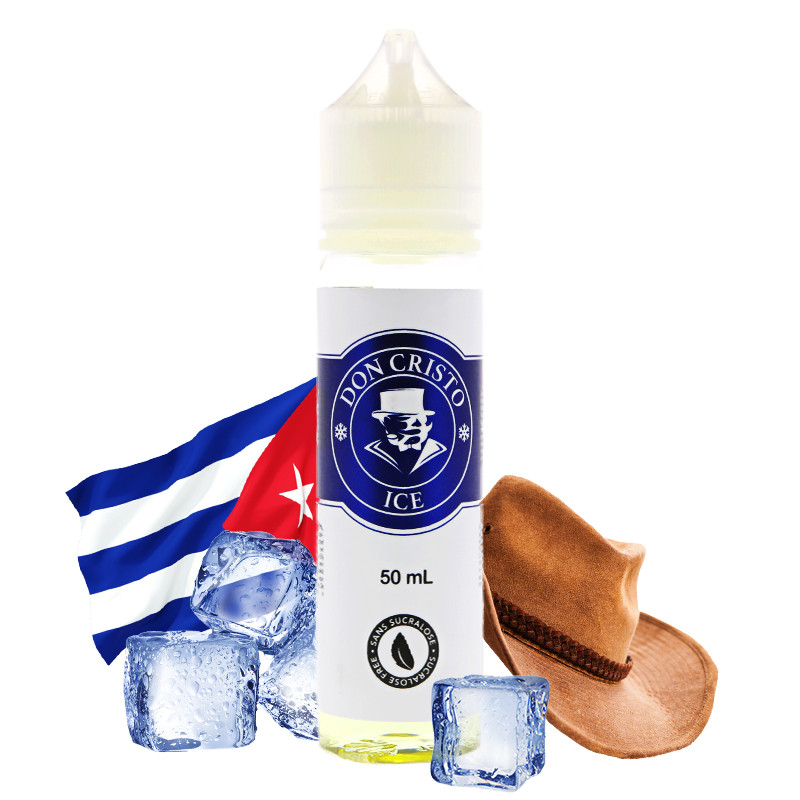 50 ml Don Cristo ICE (PGVG Labs) Kanada