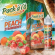 50 ml Peach Strawberry - Pack à l'ô Malysia Premium E-Liquid