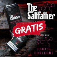 Gratis - The Saltfather20mg (Nikotinsalz) 10ml - Merchandise