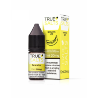 True Salts Banana Ice 10ml - 20mg -