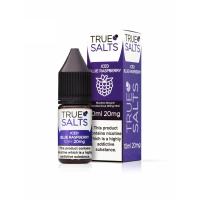 True Salts - Iced Blue Raspberry 10ml - 20mg -