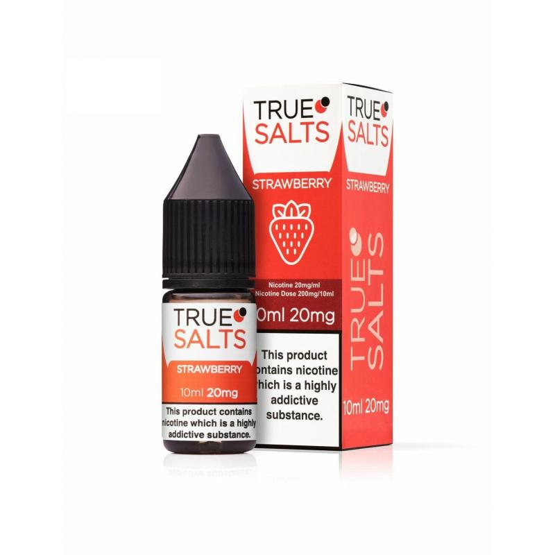True Salts - Strawberry 10ml - 20mg -