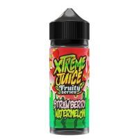 Strawberry Watermelon 100ml Shortfill Liquid by Xtreme Juice