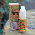 Nic Salt - Smoothly Rich Tobacco 20mg 10ml - Nikotinsalz-