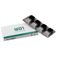 4x JC01 / W01 Juul leere Ersatzkartuschen von OVNS