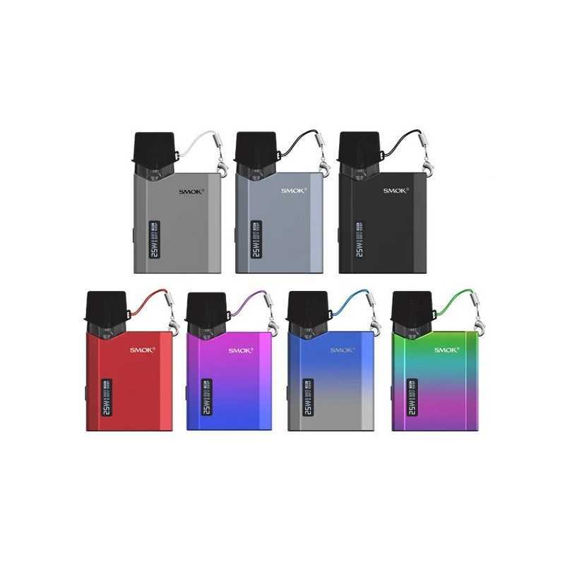 Kit Nfix Mate 1100mah 3ml von Smok vers. Farben