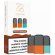 Voom Pod Salts - Flavour Multipack 20mg (Roasted Coffee-Tobacco-Mint)