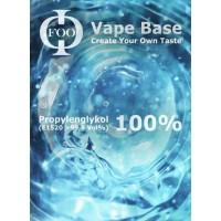 500 / 1000 ml Vape Base Propylenglykol von FOO Liquids