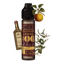 Tom Klark's - 100% natürliche Aromen - 06 Apfel-Minz Likör
