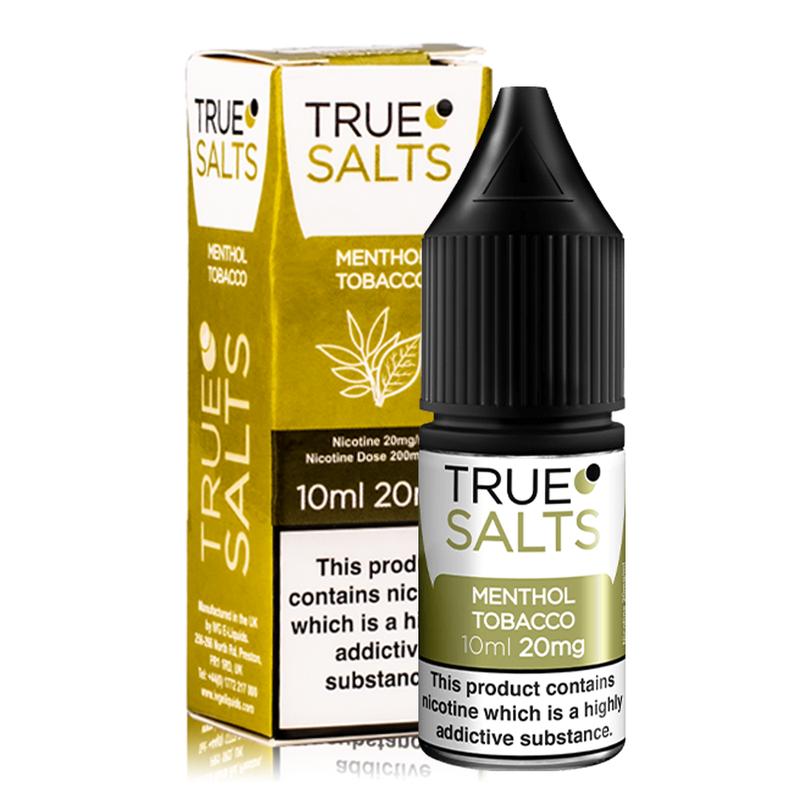 True Salts - Menthol Tobacco 10ml - 20mg -
