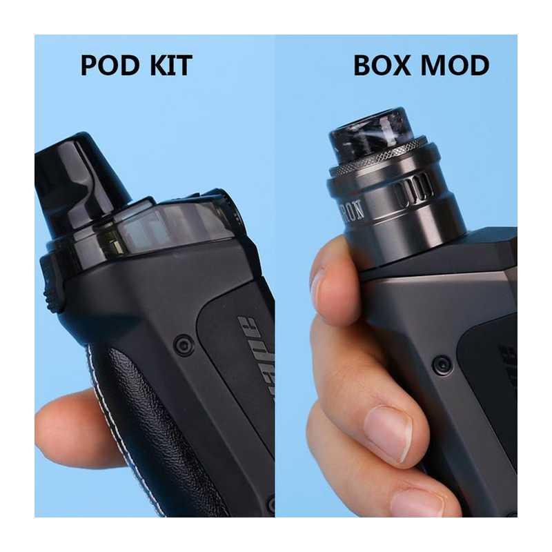 Adapter Aegis Boost Plus 510 Anschluss Smok