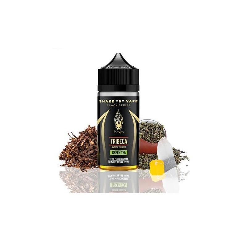 TRIBECA GREEN TEA BLACK SERIES HALO 50ML 00MG