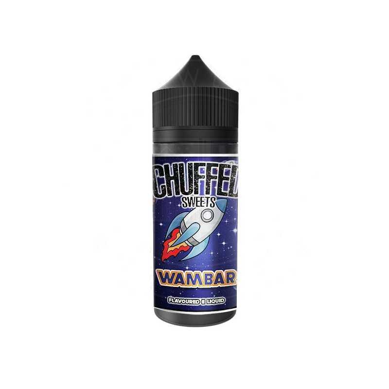 Chuffed Sweets - Wambar 0mg 100ml Shortfill