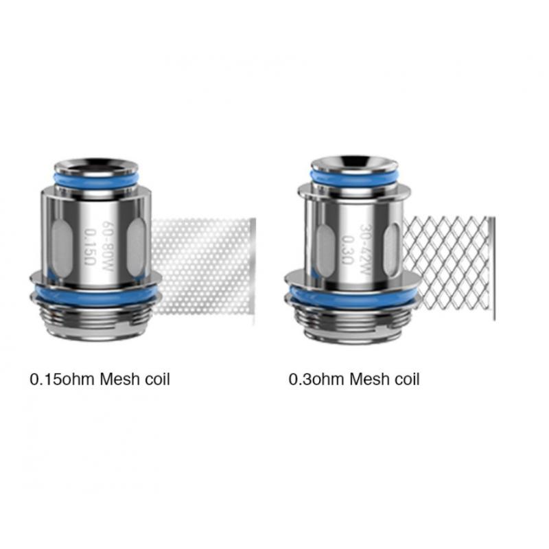 Unipro Ersatz Coil von OXVA 0.15 / 0.3 ohm