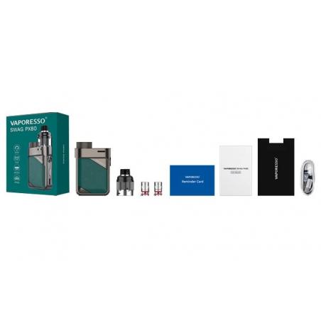 Vaporesso Swag PX80 - Kit - mit Swag Pod