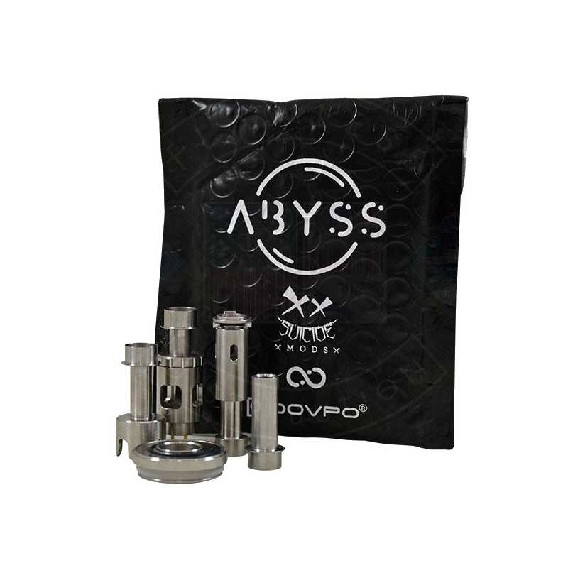 THE ABYSS SUICIDE MODS X DOVPO BRIDGE PACK 4 in 1