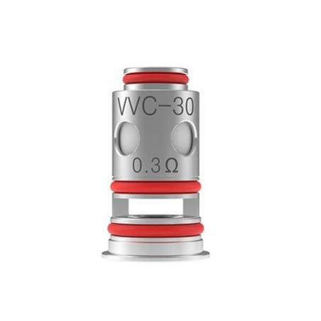 4x Jackaroo VVC von Vandy Vape (vers. Stärken) Mesh Verdampferköpfe