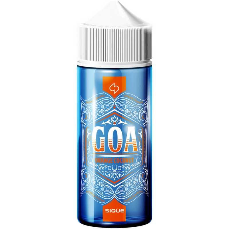 100 ml - GOA- von SIQUE Berlin E-Liquid