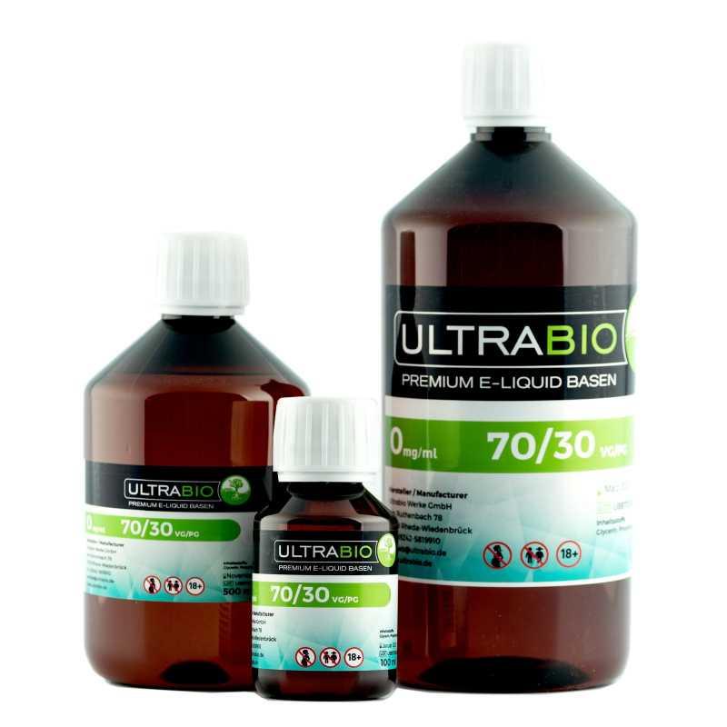 Liquid Base - PG - 99.5% von Ultrabio 1000 ml