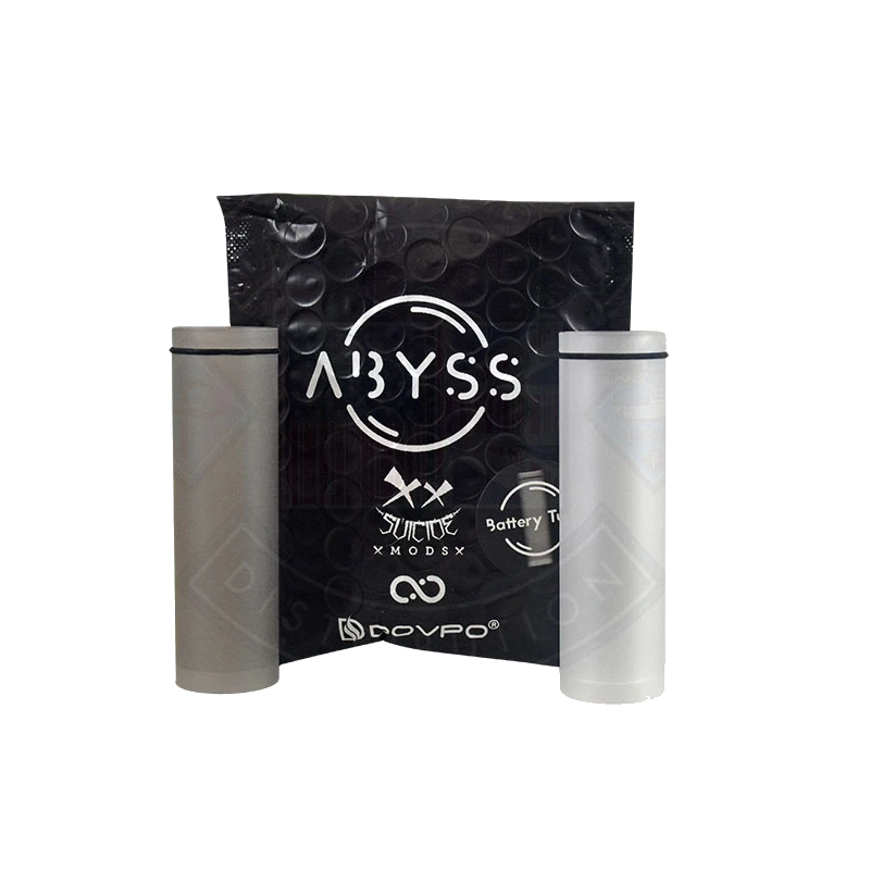 DOVPO X SUICIDE MODS ABYSS AIO 18650 BATTERY TUBE