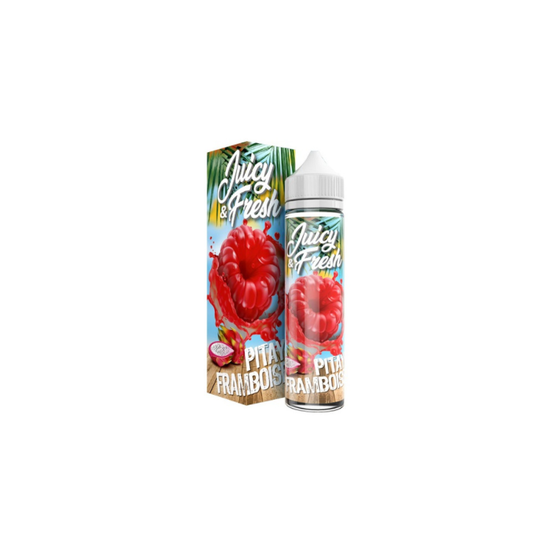 Pitaya Framboise Juicy & Fresh 50ml 00m