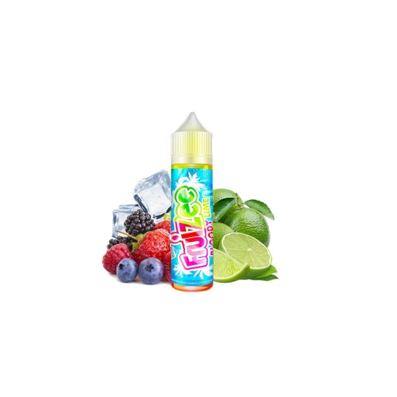 50 ml BLOODY LIME ELIQUIDFRANCE FRUIZEE - 0 mg