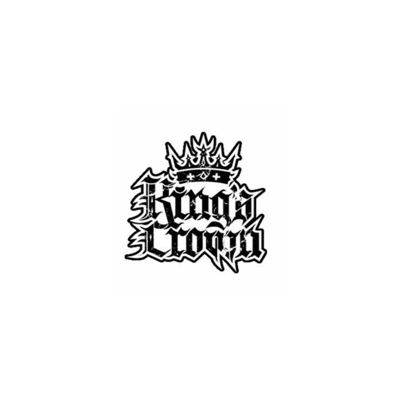 100 ml Kings Crown - Claim your Throne -Premium Liquid - Suicide Bunny - Shortfill - 0mg