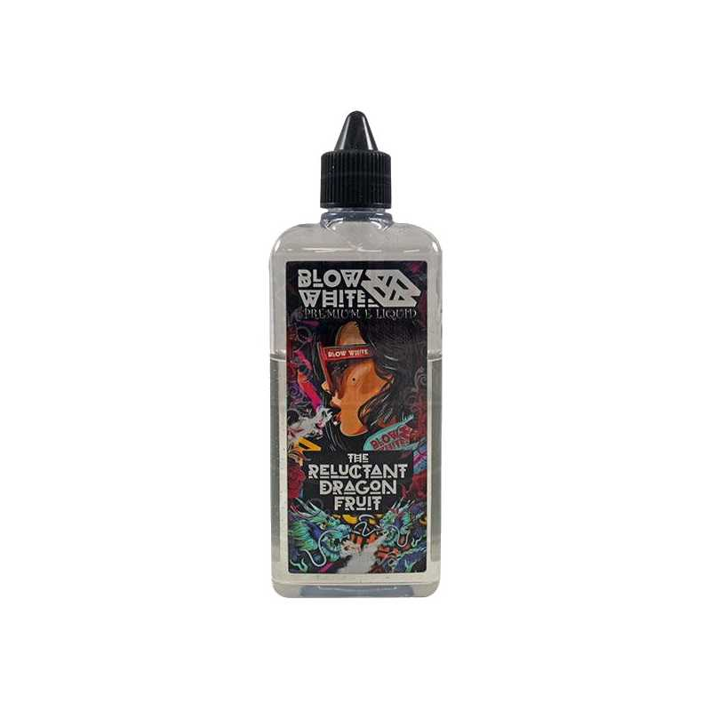 Blow White - The Reluctant Dragon Fruit 0mg 80ml Shortfill