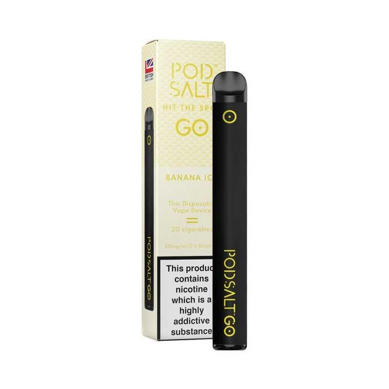 Pod Salt Disposable Vape Device Banana Ice 20mg/2ml - Einweg Zigarette