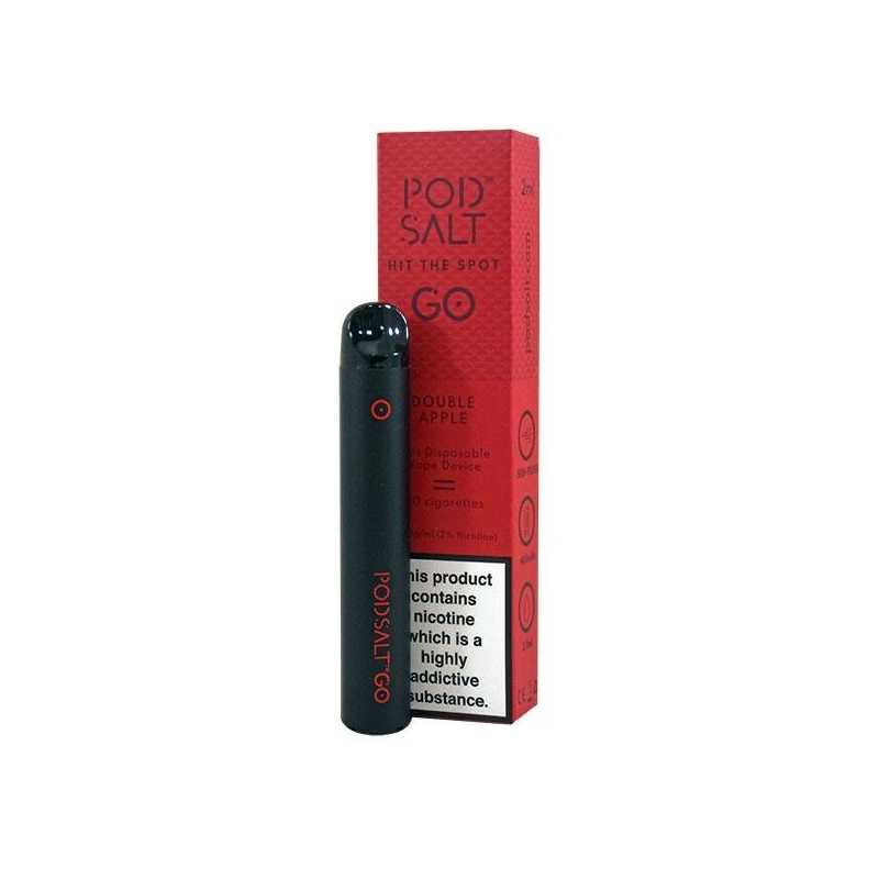 Pod Salt Disposable Vape Device Double Apple 20mg/2ml - Einweg Zigarette
