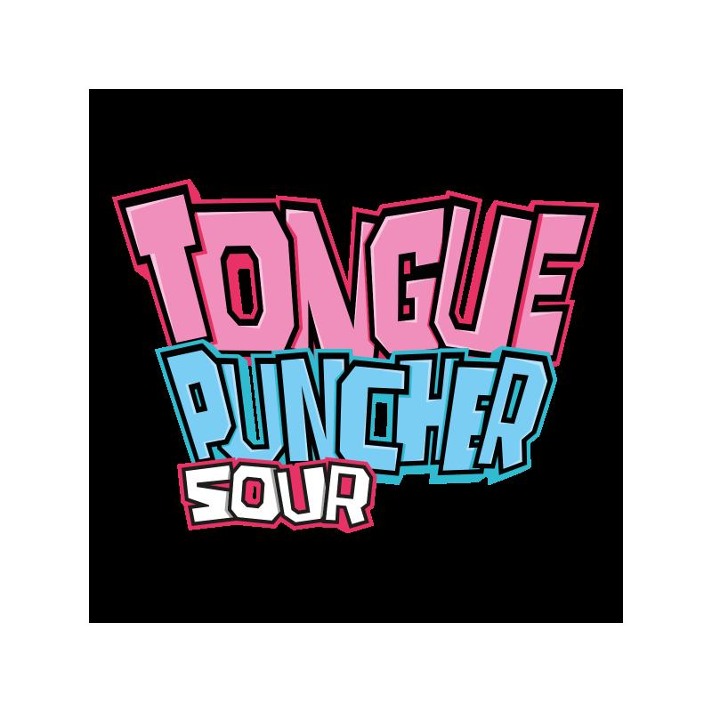 Joes Juice Tongue Puncher Kiwi & Strawberry Sour 0mg 200ml Shortfill