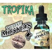 Tropika 30ML -Twelve Monkeys 90 VG