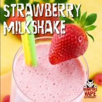 Aroma -Strawberry Milkshake- 30 ml von Vampire Vape