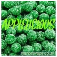 Aroma -Rhubarb & Custard - 30 ml von Vampire Vape