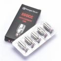 5x SubTank SSOCC Coils Verdampferköpfe (0.5, 1.2 oder 1.5 ohm)
