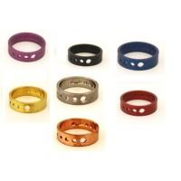 AFC Ring Edelstahl SQuape (verschiedene Farben)