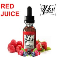 N.K.V. Red Juice 3x10ml vers. Nikotinstärken